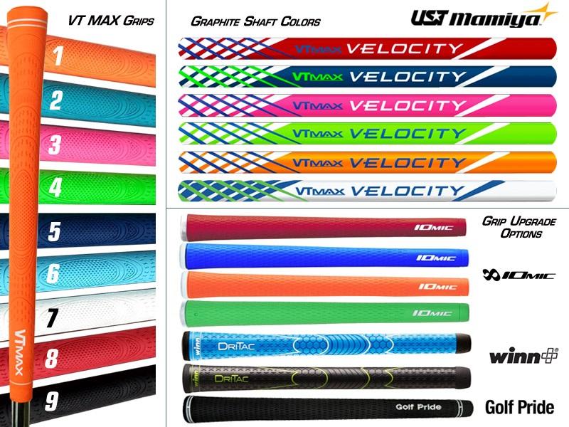 2b24958001b4 Details FLYNN GOLF VT MAX | Junior Golf Clubs Shafts Grips